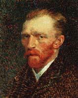 Vincent van Gogh, sef portrait